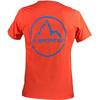 La Sportiva M's Vintage Logo T-Shirt Red